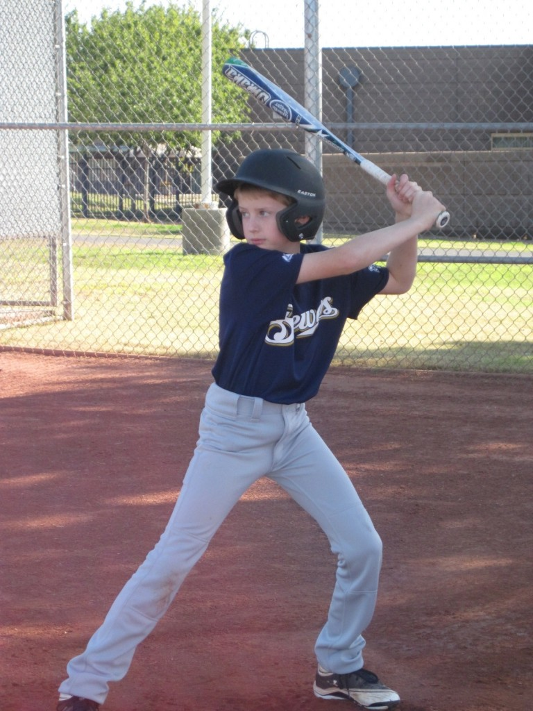 Chad Moeller Baseball Student Arthur Clark