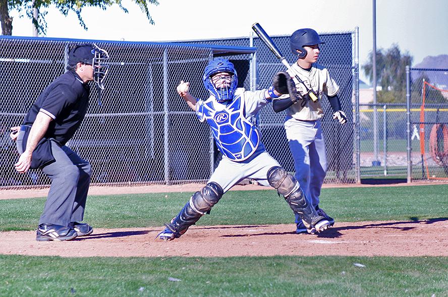 Chad Moeller Baseball Student Ty Bird