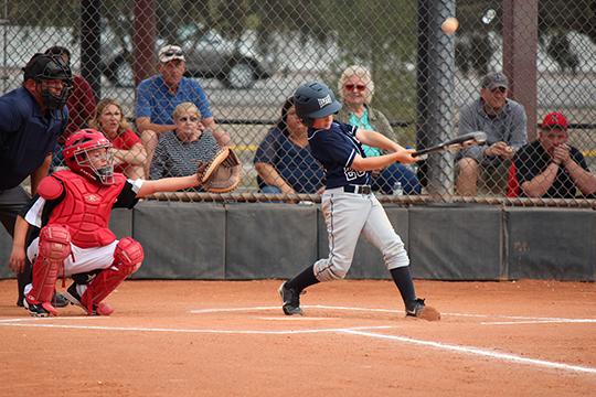 Chad Moeller Baseball Student Jack Vrh Jr.