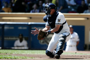 Chad Moeller Catching